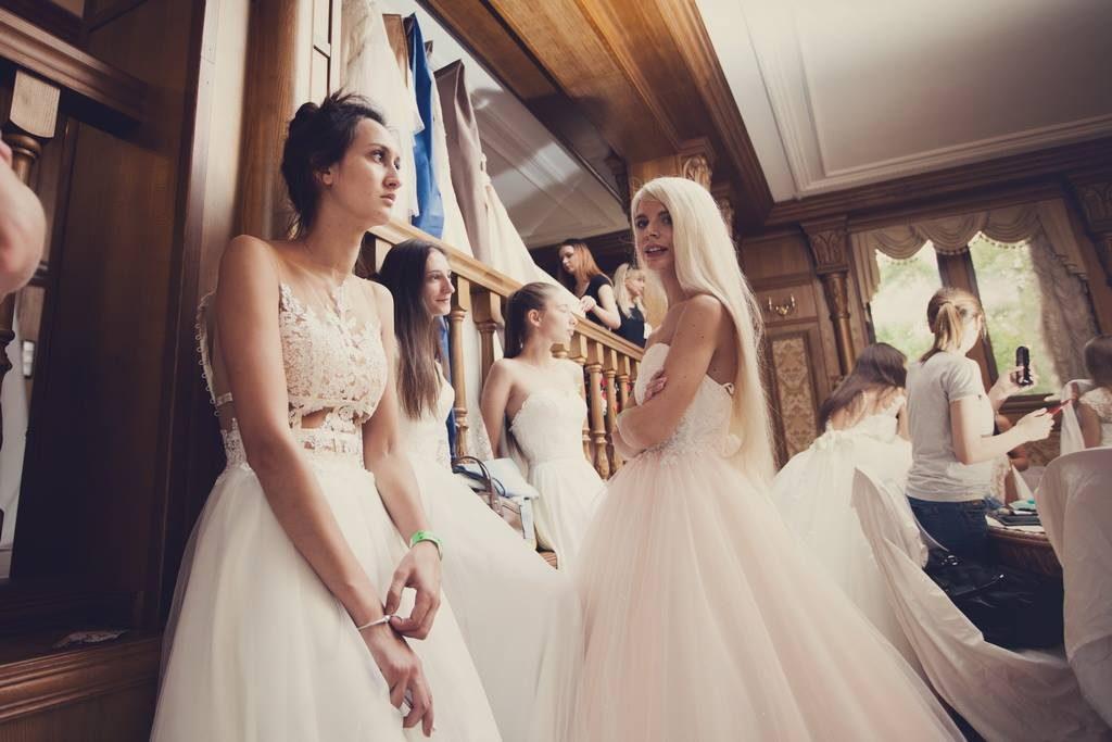 Julija Bridal Fashion BFW
