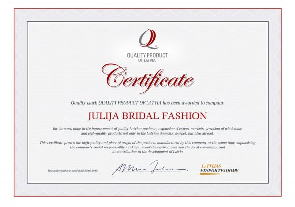 Julija_bridal_QPL_certificate