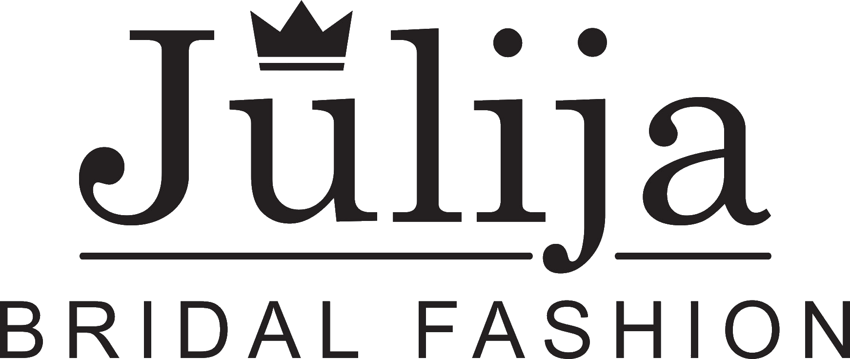 Bridal, wedding dresses designer - Julija Bridal Fashion