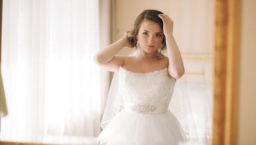 Lovely bride Vladislava