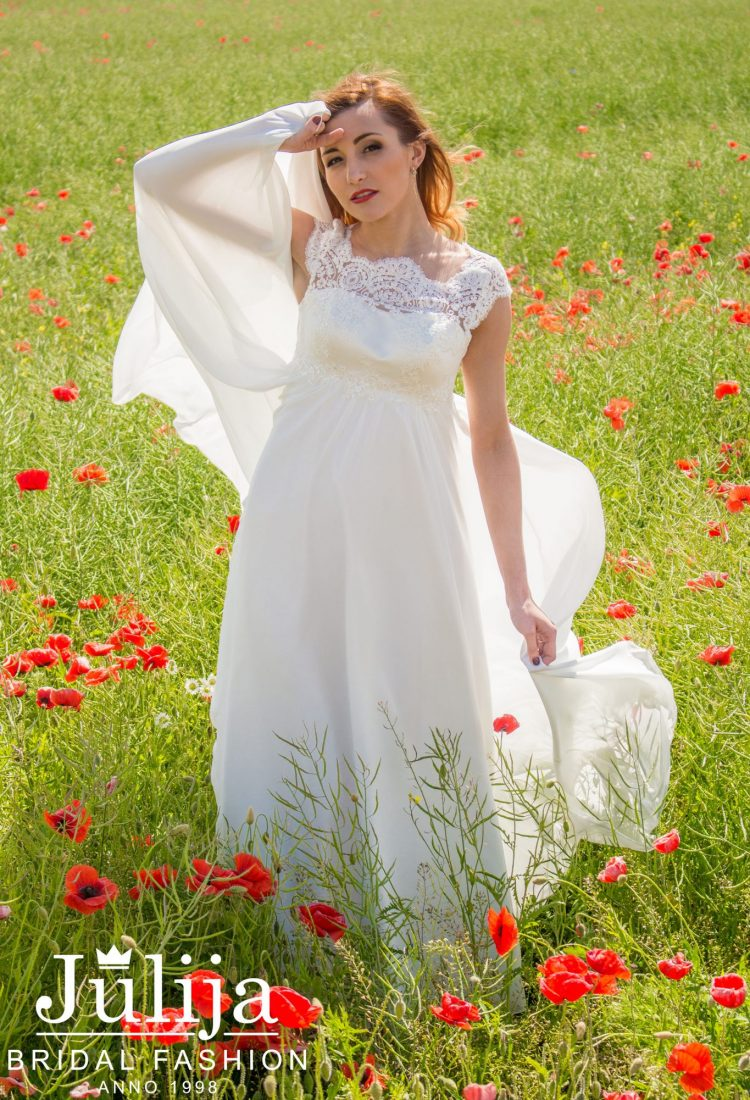 Wedding dresses by Julija Bridal Fashion