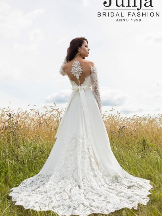 Unique wedding dress 2018