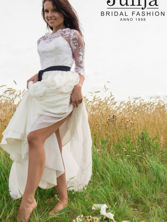 ECO wedding dress