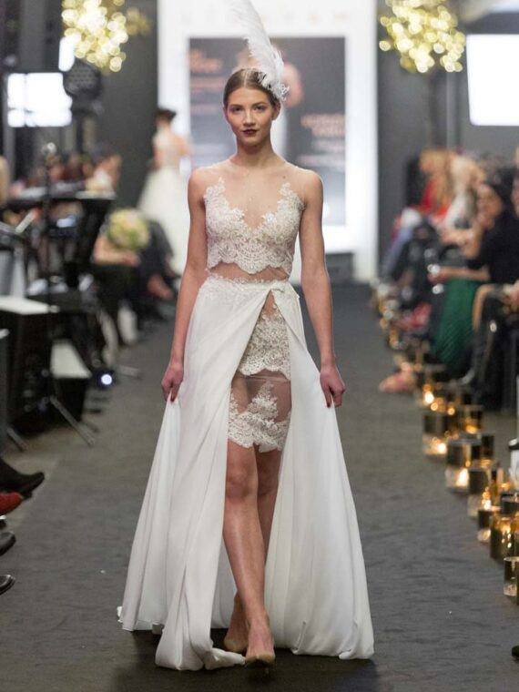 Sexy wedding dress 2018