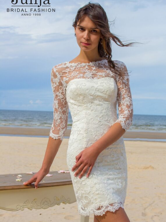 wedding dress Julija Bridal Fashion