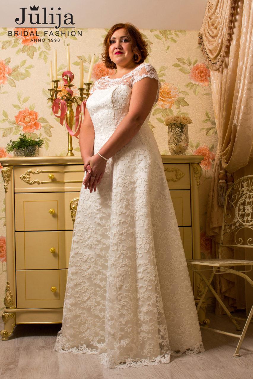 plus size wedding dress 1 / 1 | Wholesale wedding dresses - Julija ...