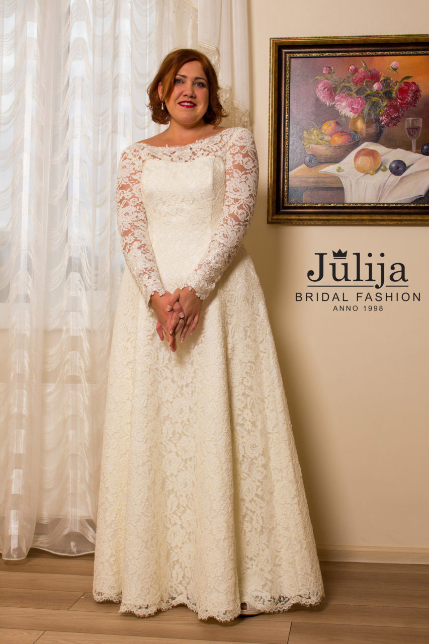 Dieppe | Bridal, wedding dresses designer - Julija Bridal Fashion