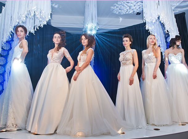 Wedding exhibition Day4you in Riga, Latvia