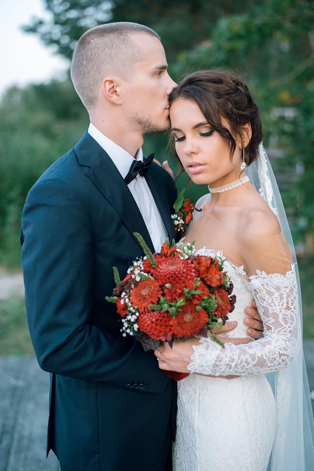 Amazing wedding of Vita & Dmitrij
