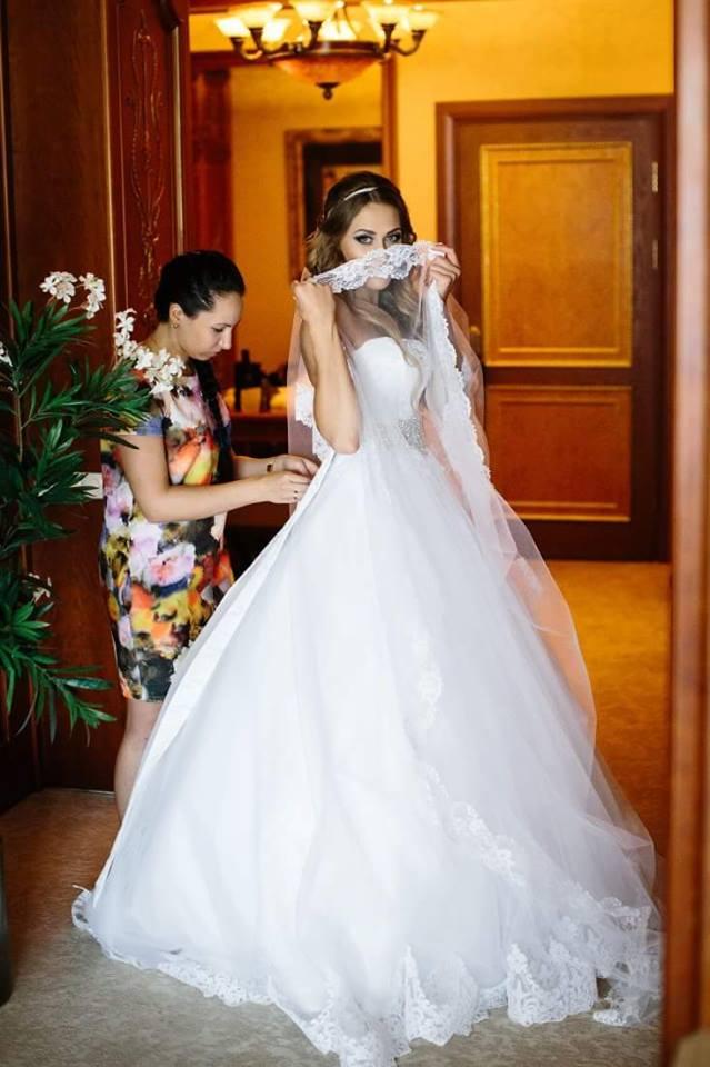 Gorgeous Bride Katerina