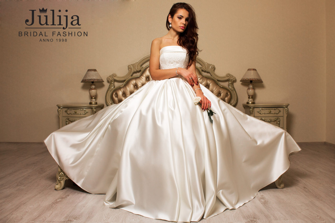 Bridal, Wedding Dresses Designer - Julija Bridal