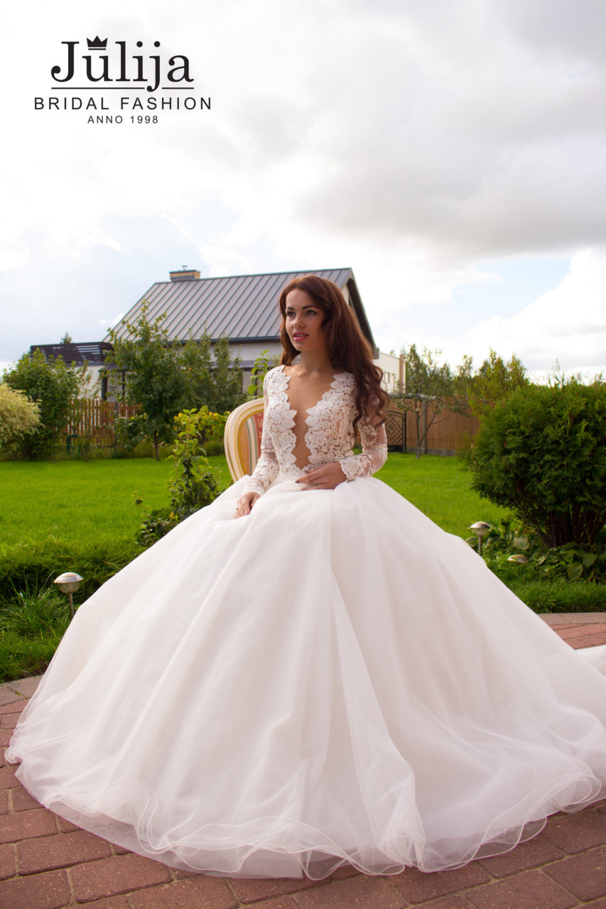 Fabiana Bridal Wedding Dresses Designer Julija Bridal