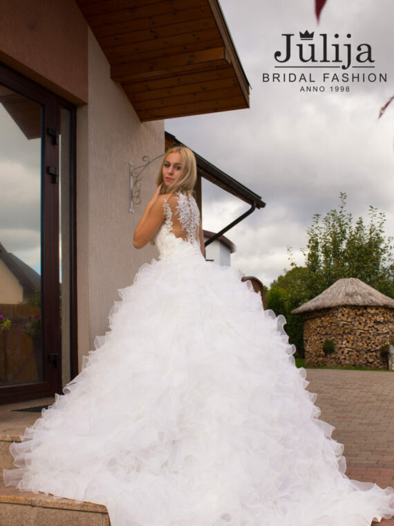Exclusive , luxury wedding dress