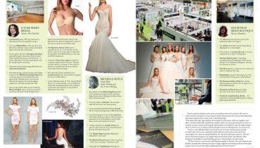 Bridal Buyer magazine – May / June 2017