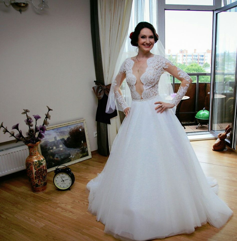 Bride Nadia.