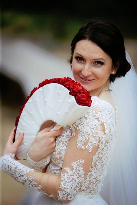 Beautiful Bride Nadia