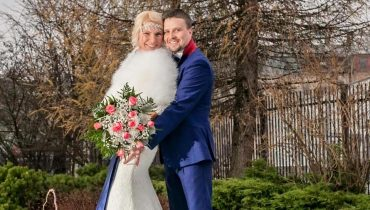 Wedding of Natalya and Evgeny