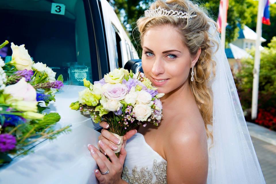 Wedding of Irina & Riad