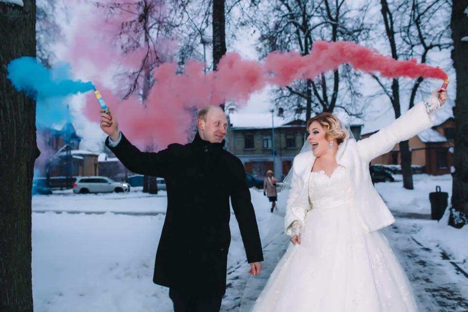 Wedding of Tatyana & Vladislav