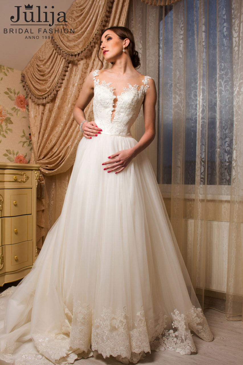 Vivian | Bridal, wedding dresses designer - Julija Bridal Fashion