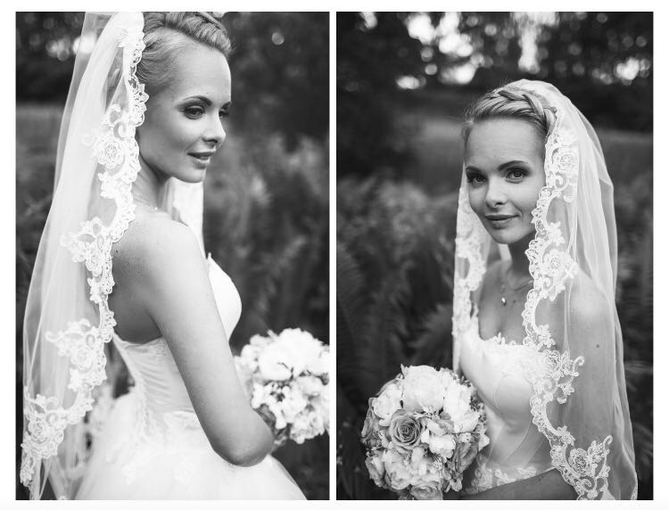 Wedding day of Madara & Teddy