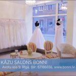Kāzu kleitas no salona Bonni