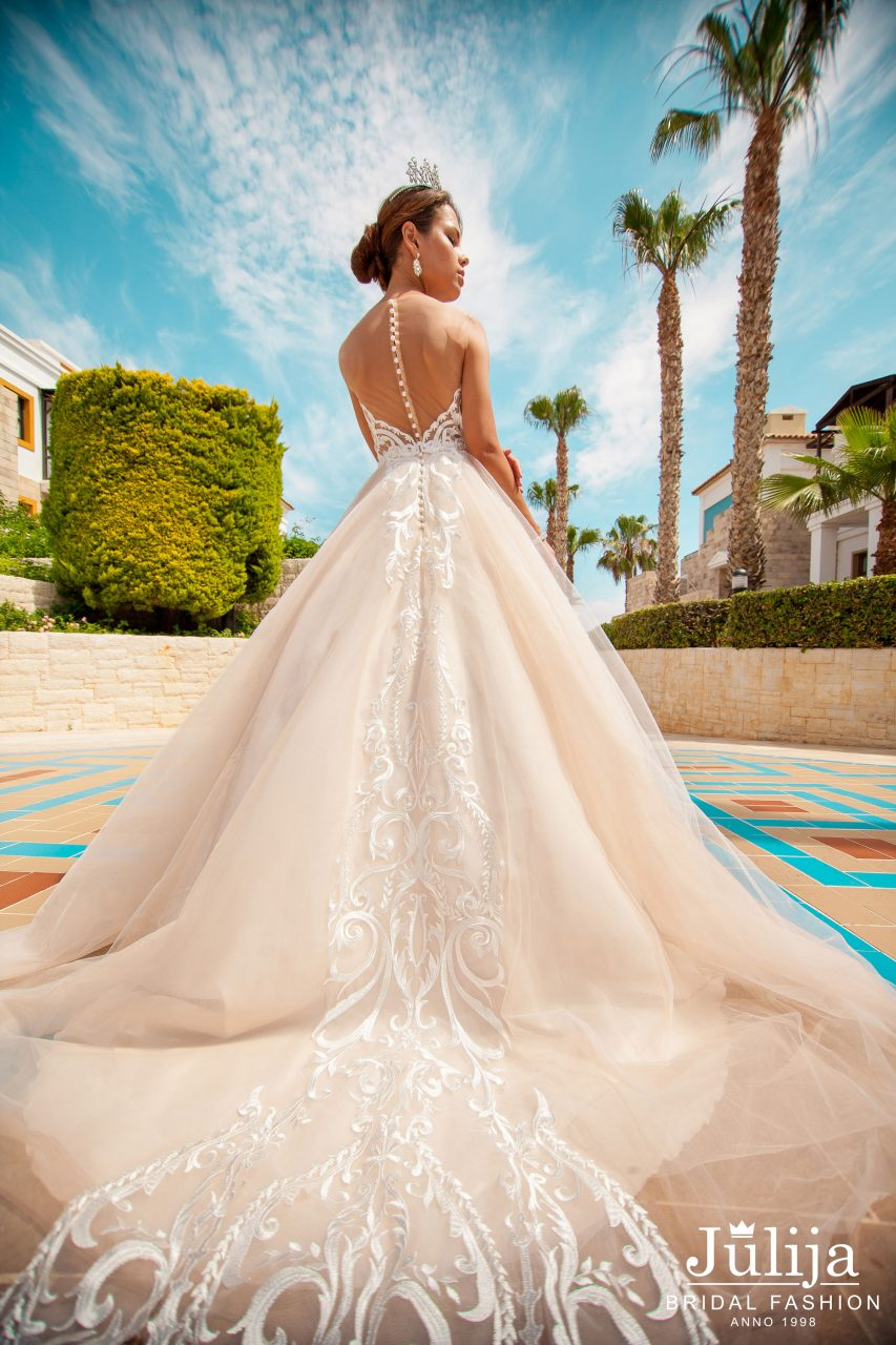 Vivien | Wholesale wedding dresses - Julija Bridal Fashion