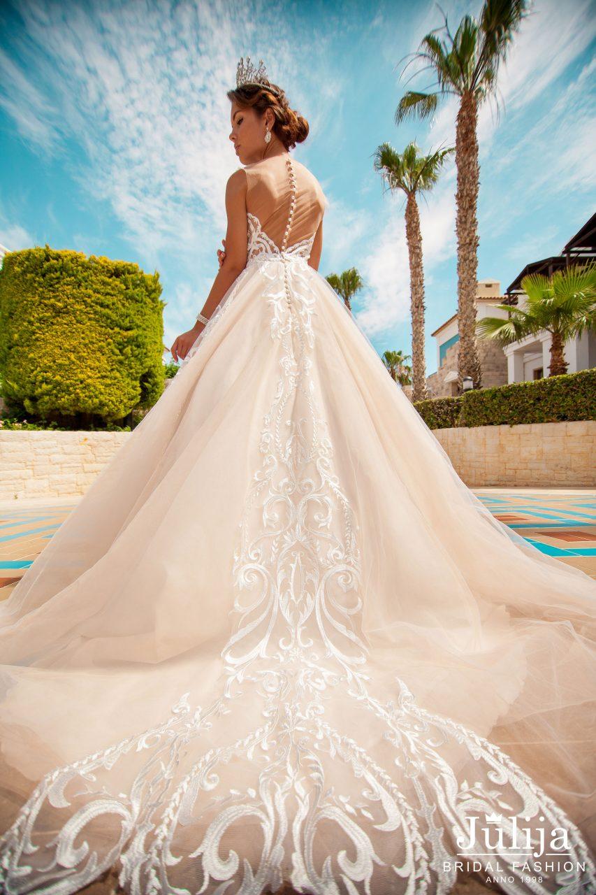 Vivien Bridal Wedding Dresses Designer Julija Bridal Fashion