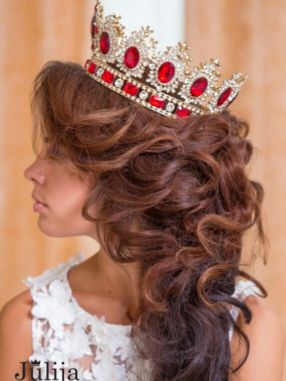 Wholesale bridal crowns