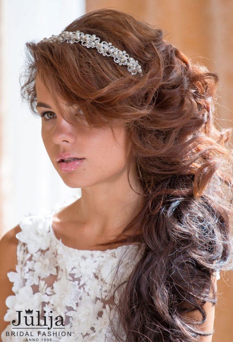Bridal crowns, tiara, diadema