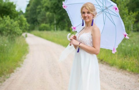 Wedding Day of Olga
