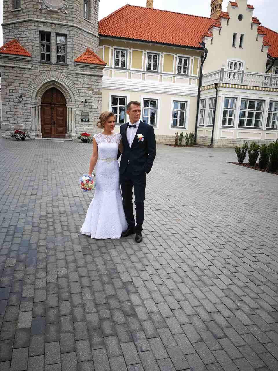 Wedding Day of Yelena