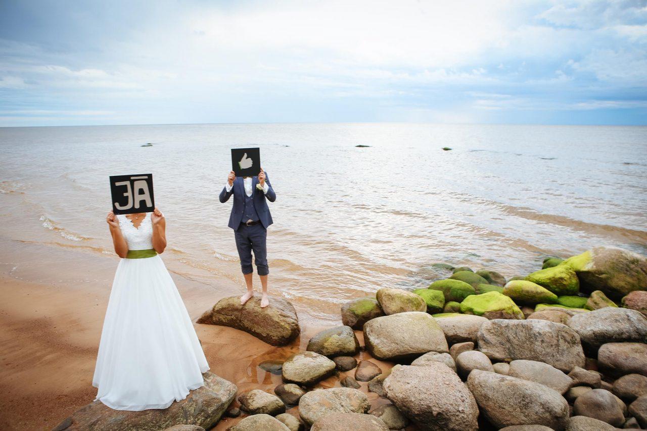 Wedding Day of Katrine