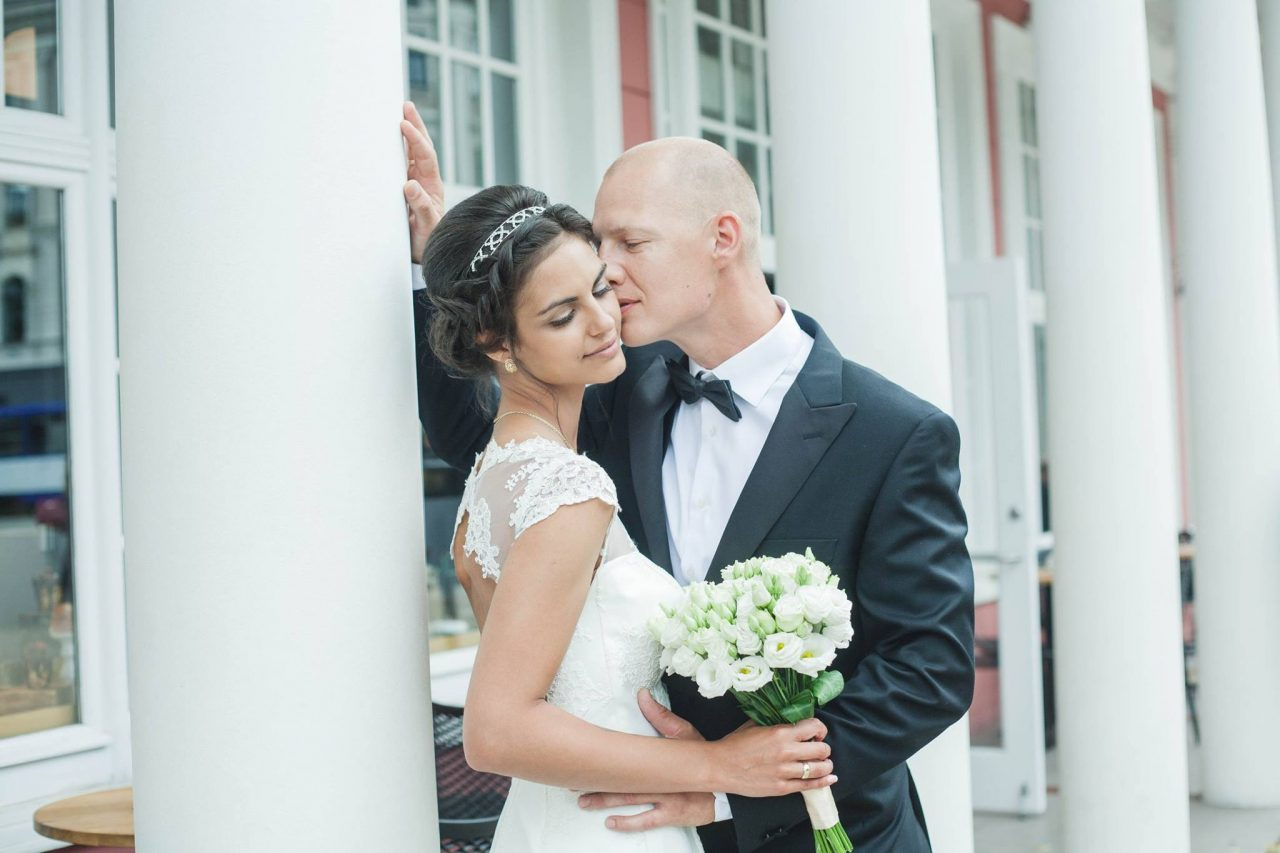 Wedding Day of Jasmine