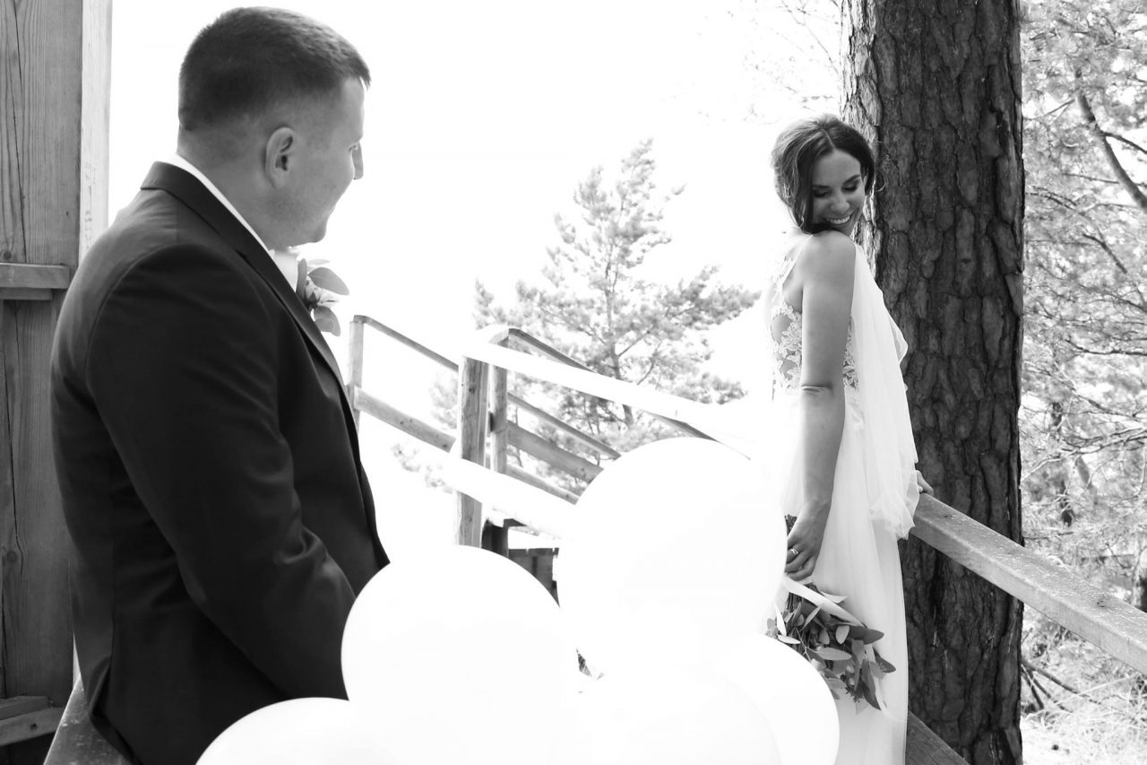 Wedding Day of Anna