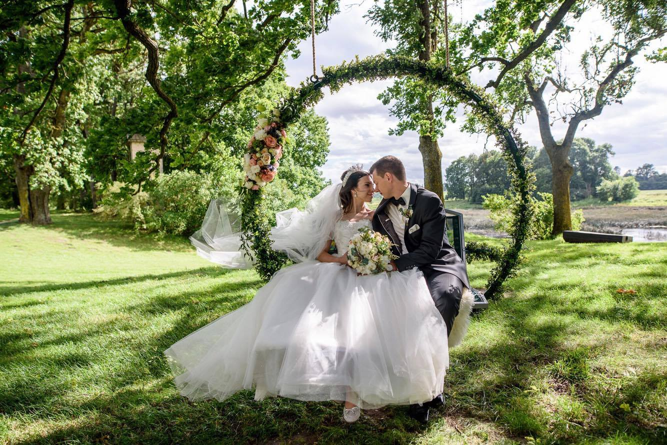 Wedding Day of Daria&Maksim (photo, video)