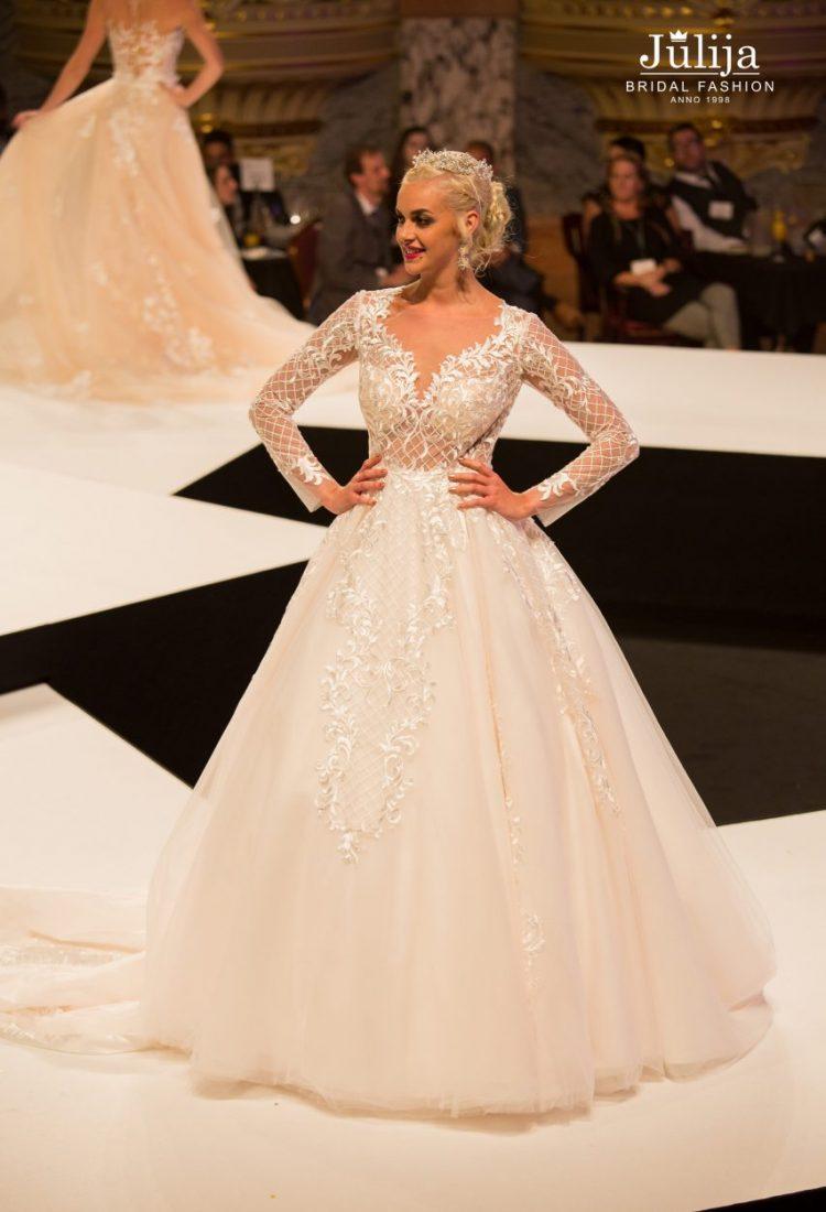 Top wedding dresses 2018