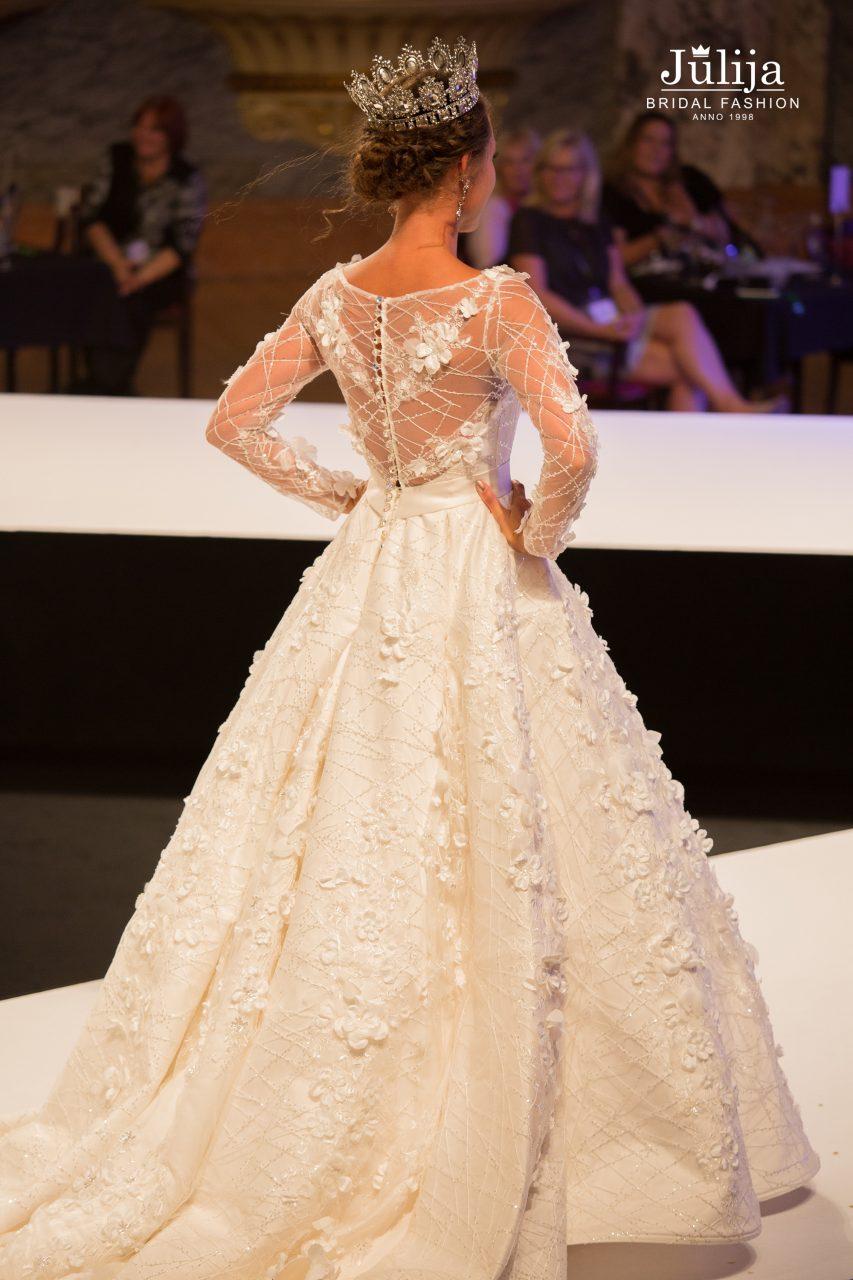 Amelia Catwalk-Final | Wholesale wedding dresses - Julija Bridal Fashion