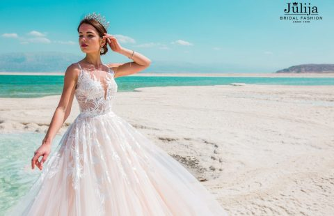 Press 1 / 1 | Wholesale wedding dresses - Julija Bridal Fashion