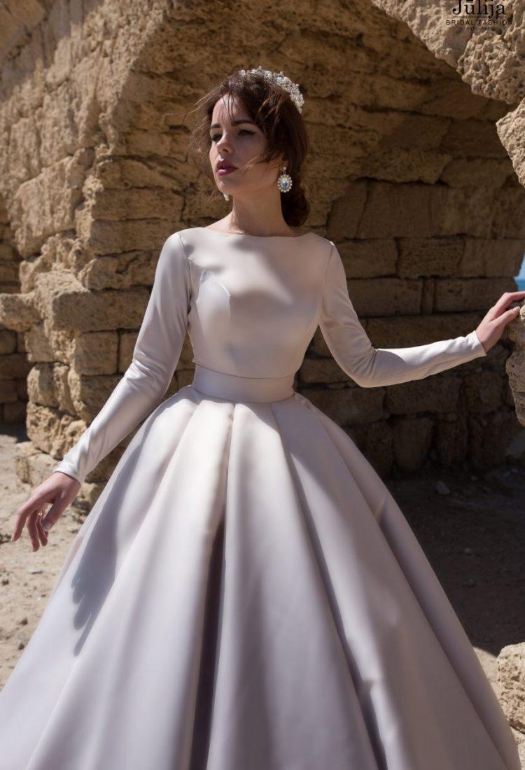 Style Meghan Markle wedding dress