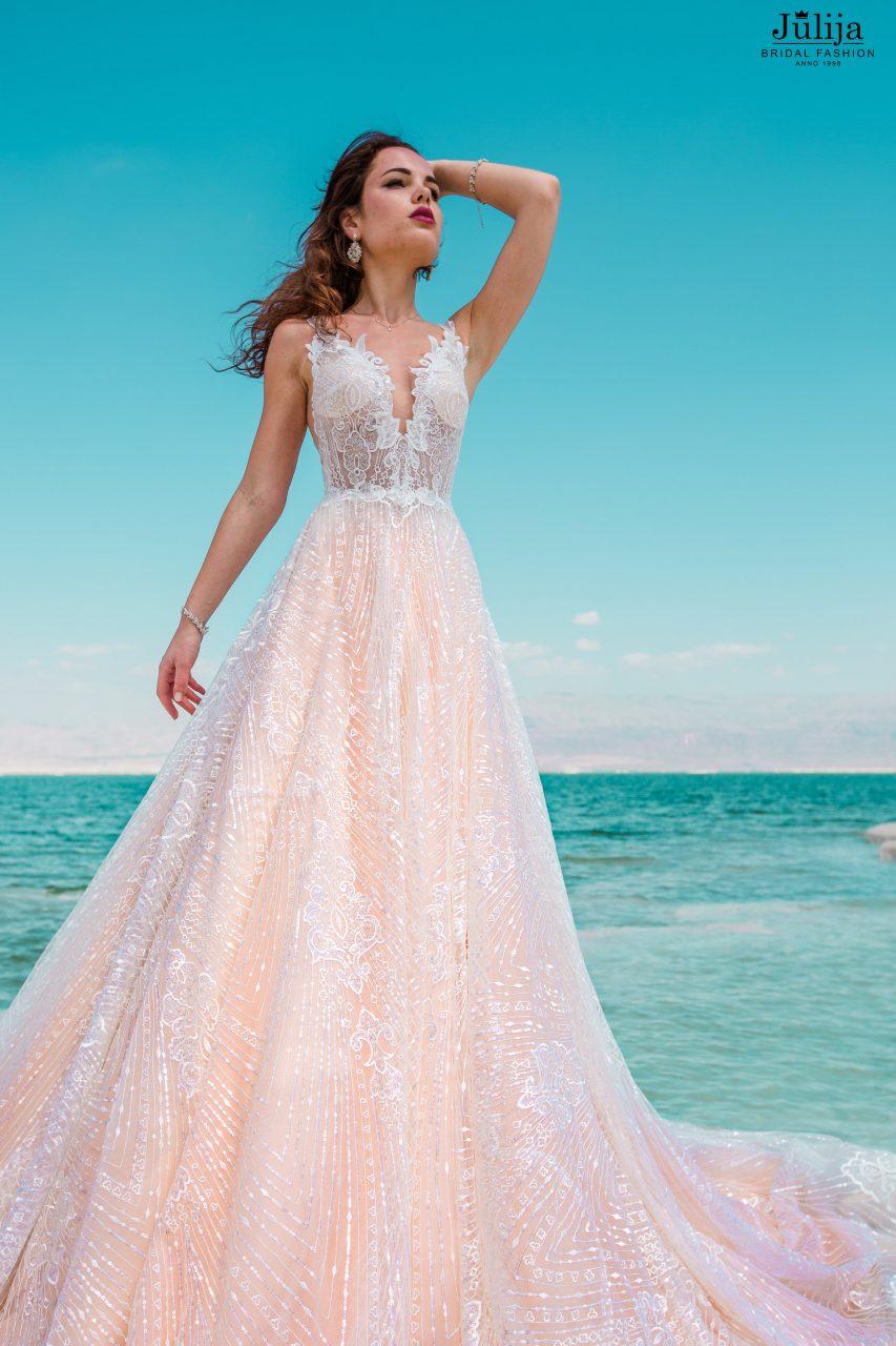 Iris | Wholesale wedding dresses - Julija Bridal Fashion