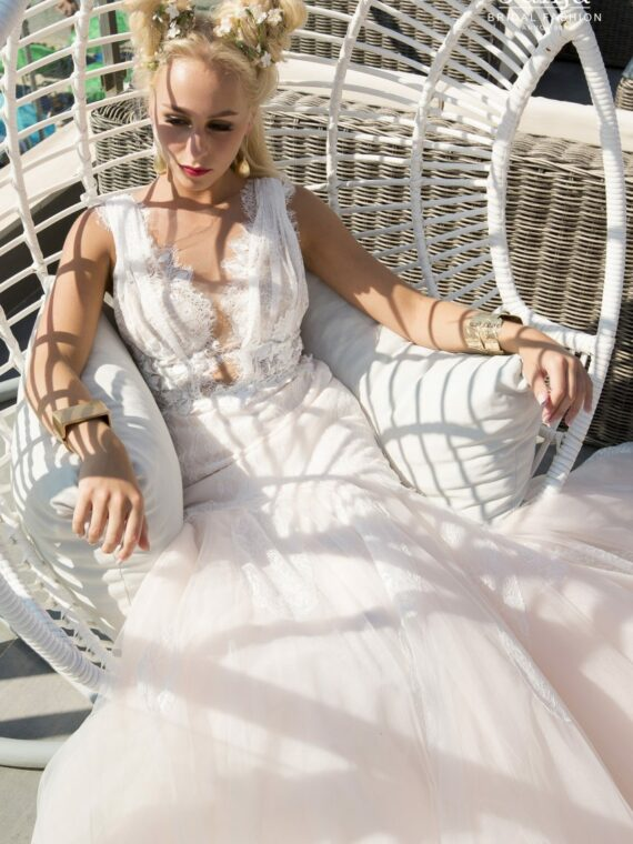 Eco wedding dress 2019