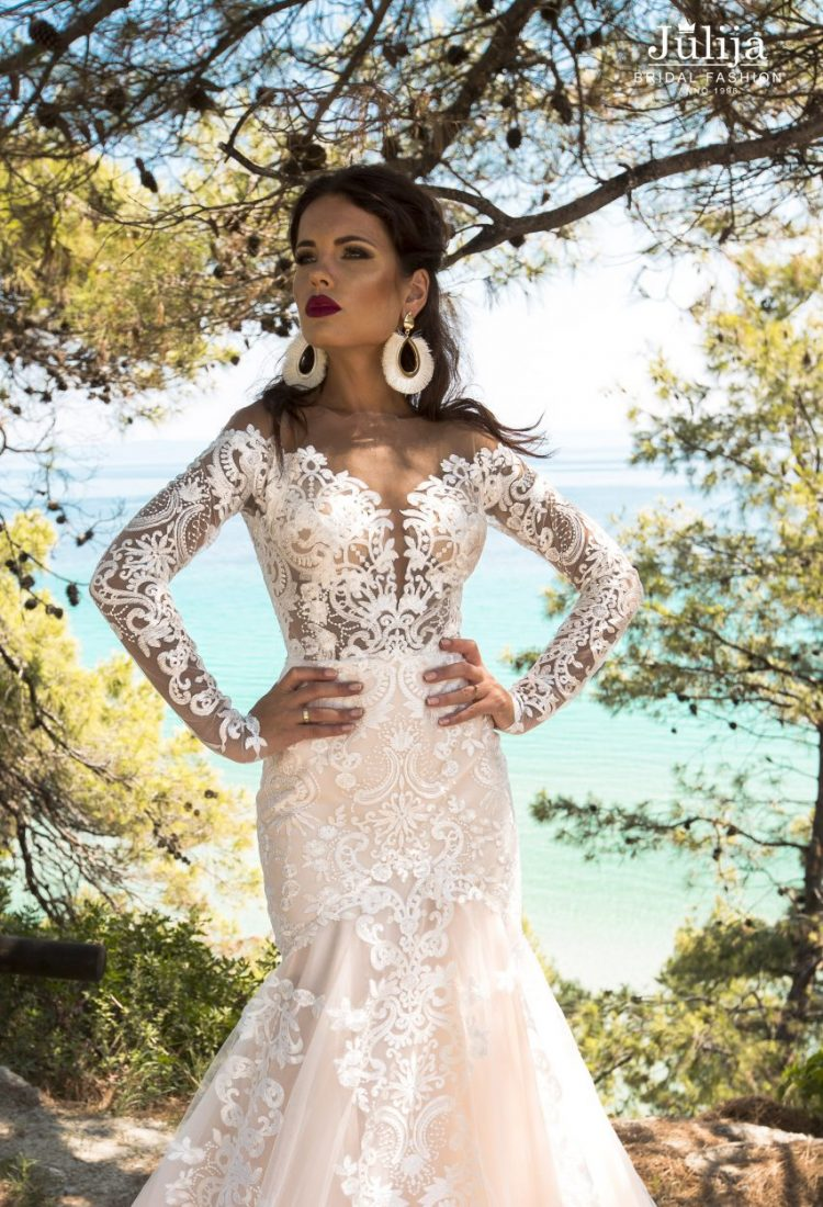 Свадебные платья от кутюр