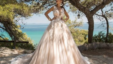 New Collection LAGONISSI 2019 by Julija Bridal Fashion