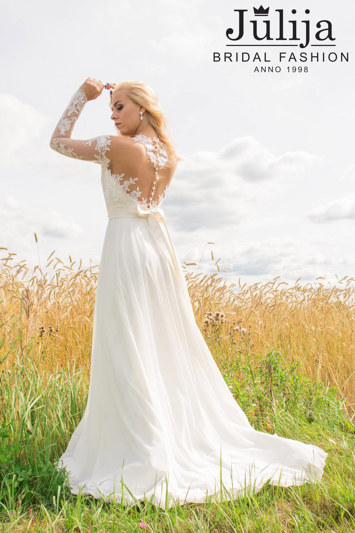Wedding Dress With Sleeves Next