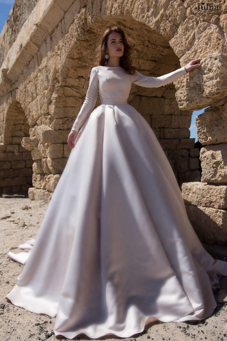 Wedding dress in style of Meghan Markle