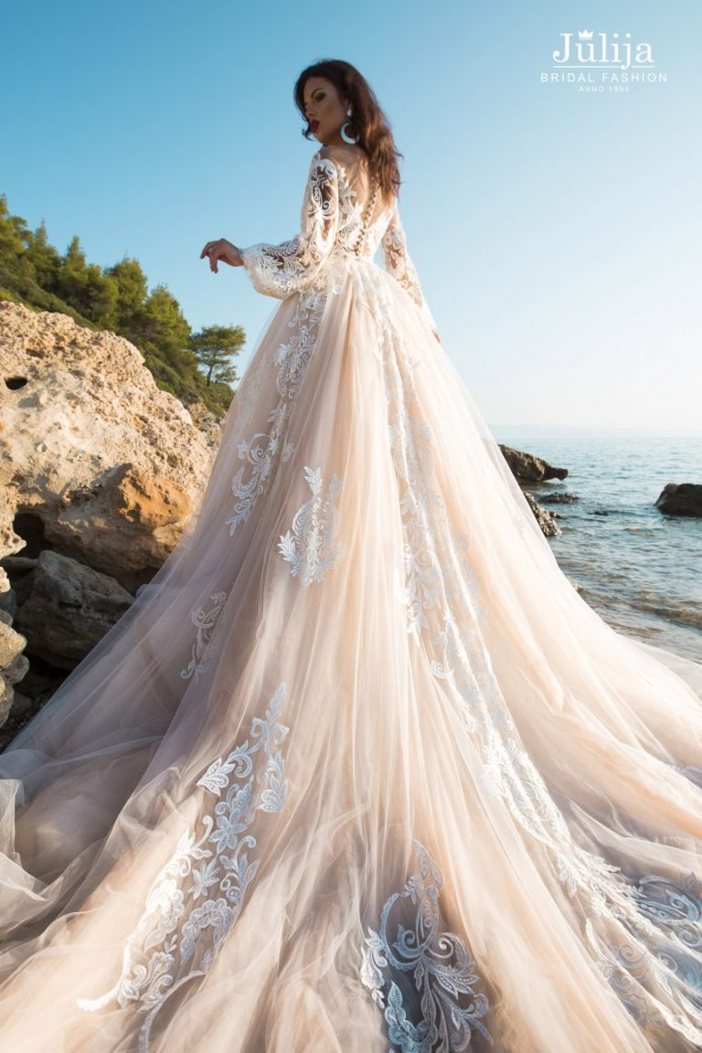 Свадебные платья Европа