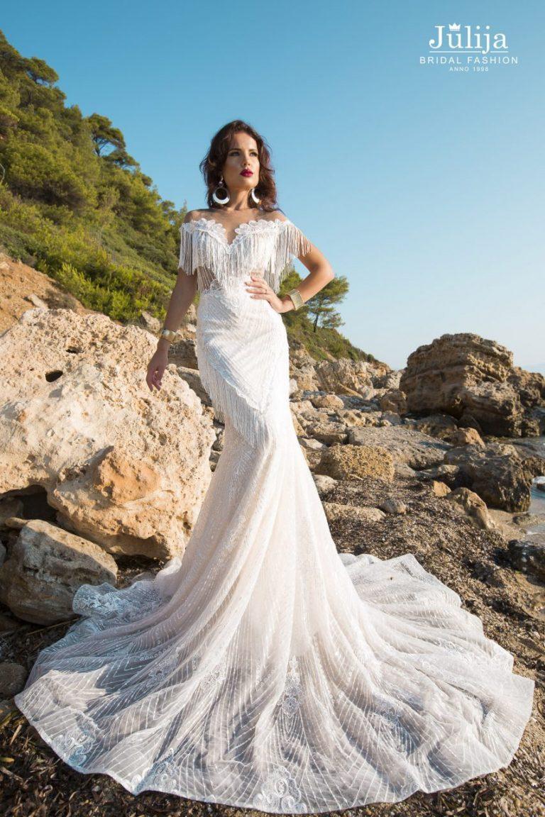 Boho wedding dress 2019
