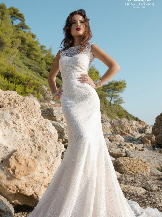 Boho bridal design 2019
