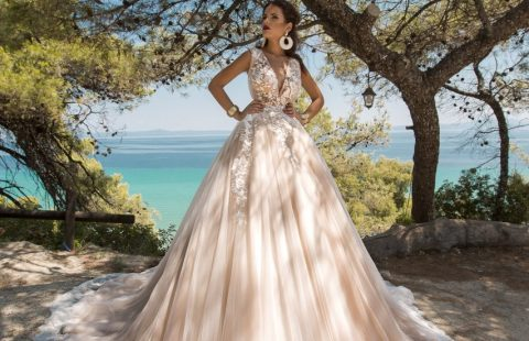 New Collection LAGONISSI by Julija Bridal Fashion